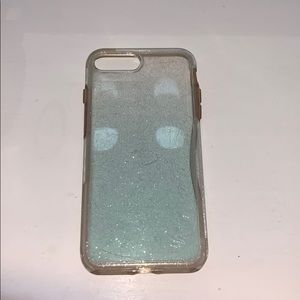 OTTERBOX iphone 7+ blue ombré